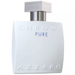 CHROME PURE MEN EDT